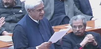 NA adopts resolution demanding India reverse annexation of Kashmir