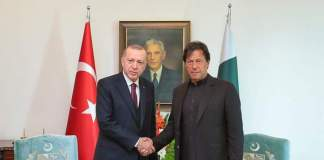 Pakistan, Turkey vow to boost bilateral trade ties, strengthen friendship