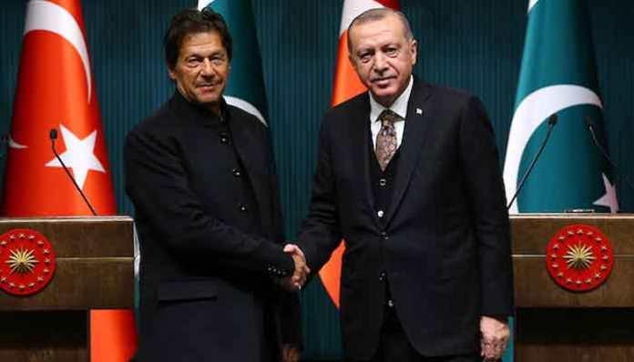 Turkish President Erdogan concludes his visit to Pakistan