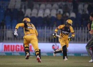 PSL 2020: Peshawar Zalmi defeat Lahore Qalandars by 16 runs