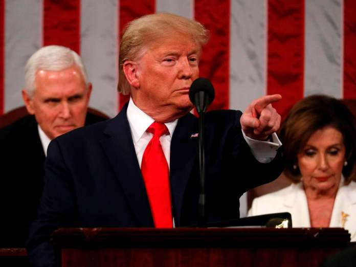 US Senate acquits President Trump from impeachment charges