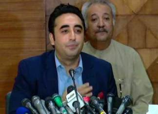 Bilawal Bhutto offers to work with federal govt to combat coronavirus