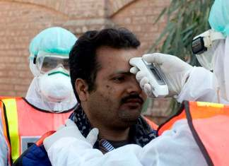 Confirmed coronavirus cases surge to 2450 in Pakistan with 35 deaths