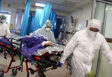 Coronavirus death toll passes 20,000, three billion under lockdown