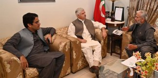 KP Govt taking steps for provision of facilities, services to masses: Mahmood
