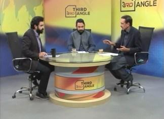 Third Angle with Zaki Ur Rehman & Aqeel Yousafzai | Ep # 24 | 25th March 2020 | Khyber News