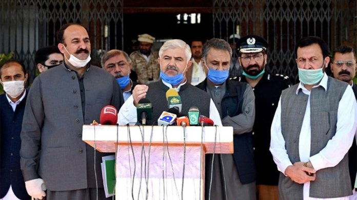 Govt to provide relief package to two million families across KP: CM