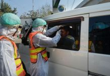 Pakistan records 50 deaths from coronavirus with 3277 infected cases
