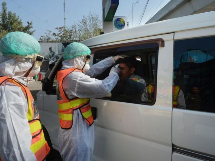 Pakistan's coronavirus infected cases surge to 4601 with 66 deaths