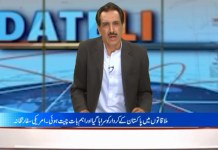 DATE LINE with Aqeel Yousafzai | 18th April 2020 | Khyber News