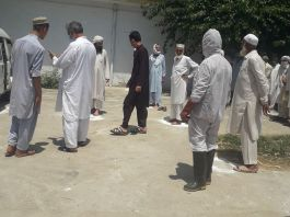 Pakistan reports 28 more deaths from coronavirus as death toll surges to 1,225