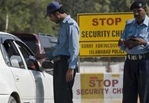 Two policemen shot dead in Islamabad