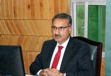 Khyber Pakhtunkhwa chief secretary tests positive for coronavirus
