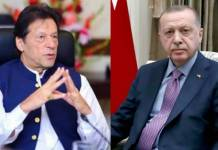 PM Imran, Turkish President discuss coronavirus situation