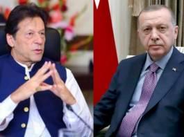 PM Imran, Turkish President discuss coronavirus situation