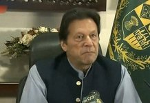 PM Imran to take nation in confidence over coronavirus situation today