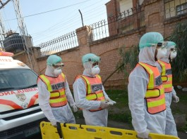 Pakistan records 30 more deaths as Coronavirus cases surge to 57,705
