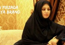 Rabi Pirzada plans to launch own brand of Burqa