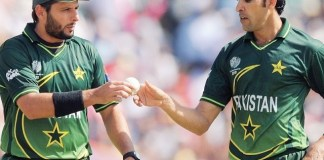 Shahid Afridi, Umar Gul included in Wisden's T20I team of the 2000s
