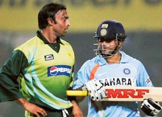 Akhtar wanted Tendulkar to complete World Cup century against Pakistan