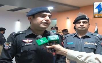 پشاور پولیس کی بڑی کامیابی۔۔۔