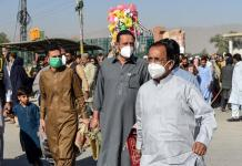 Islamabad administration declares wearing face masks mandatory in all public places