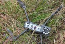 Pak Army shoots down another Indian spy quadcopter
