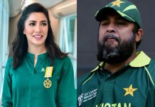 Inzamam-ul-Haq was my favorite Pakistan cricket team's captain: Mehwish Hayat
