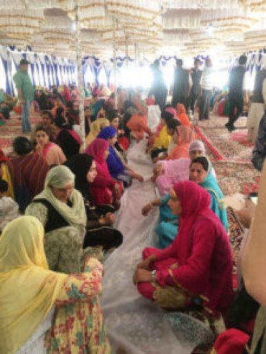 Kashmiri Wedding (Dastarkhwan)