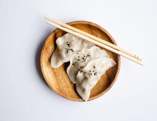 #StayATHome Easy Dumpling Recipe