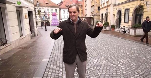 Юрий Зорчич в интервью американскому телеканалу ABC News поведал, что он стал первым мужчиной Мелании.