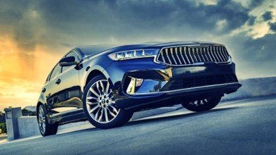 New 2021 KIA Cadenza Changes, Specs, Review