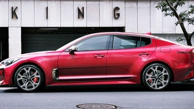 New 2021 KIA Stinger GT Review, Pricing
