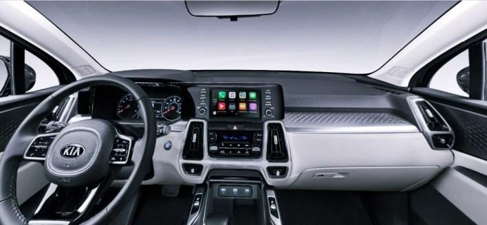 2022 KIA Sorento SX Prestige Interior