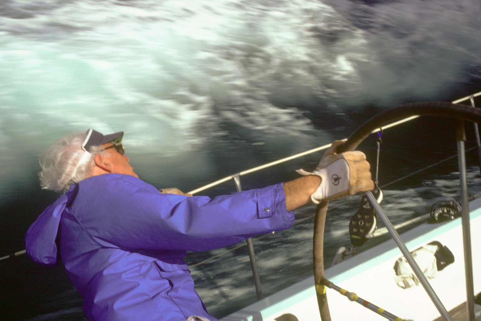 "The Skipper - John B. ""Jim"" Kilroy"