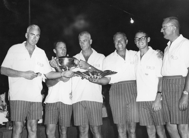 1962 Kiaola 1, Acapulco