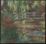 Claude Monet, The Waterlily Pond, 1900