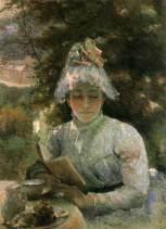 Marie Bracquemond, Tea Time, 1880