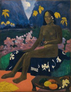 Paul Gauguin, Te aa no areois, 1892