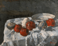 James Ensor, The Red Apples, 1883