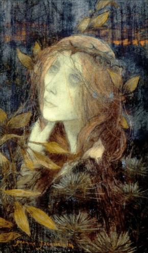 Jeanne Jacquemin, La Douloureuse et glorieuse couronne, 1892