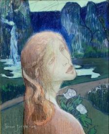 Jeanne Jacquemin, Le Coeur de l'eau, 1892