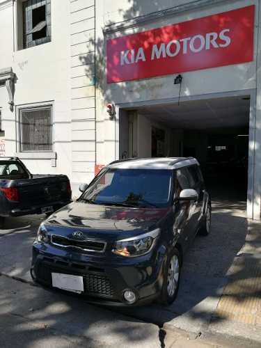 Kia Soul 1.6 Ex 132cv 6at
