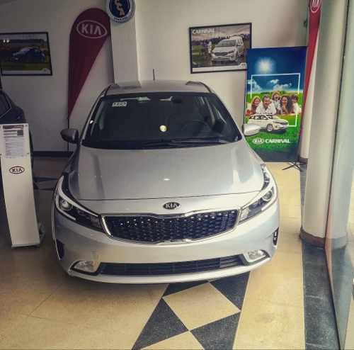 Kia Cerato 1.6 Ex At6