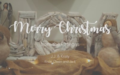 Ortega Family | Video Christmas Card