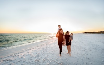 Okaloosa Island Family Photos