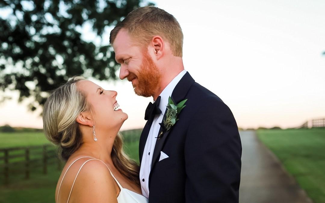 Chad & Claire's Wedding in Newnan, Georgia
