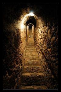 Dracula Night Secret Tunnel
