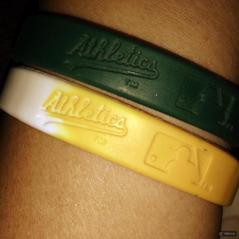 Let's go A's!!!