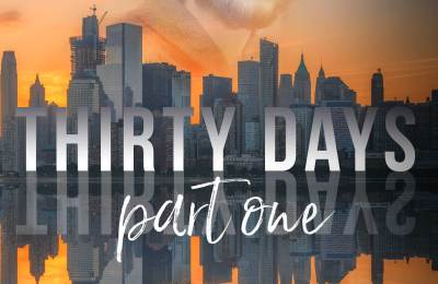 It's #LIVE #ThirtyDaysPartOne by BT Urruela @btuarmy | cover by @@Pink_InkDesigns